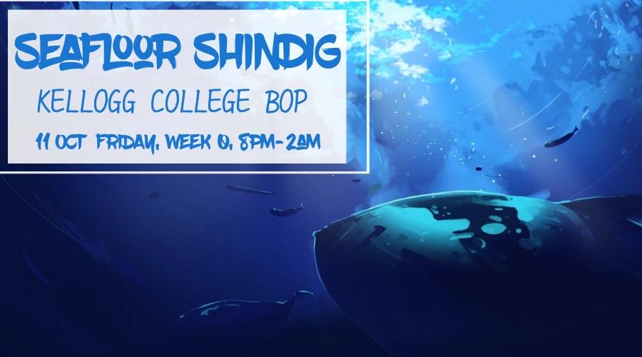 First Bop of Michaelmas: Seafloor Shindig
